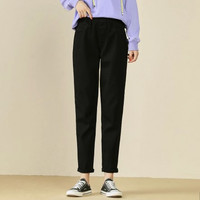 La Chapelle 拉夏貝爾 28216-03XL-99 女士直筒牛仔褲