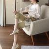 exull 依思Q 1017002371 女士粗跟单鞋
