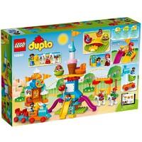 女神超惠买:LEGO 乐高 DUPLO系列 10840 大型游乐园