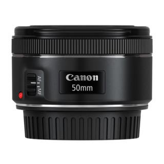 Canon 佳能 EF 50mm F1.8 II 标准定焦镜头 佳能EF卡口