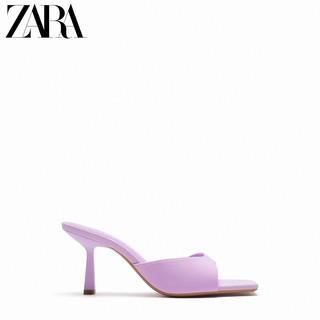ZARA 12701710057 女士高跟凉鞋