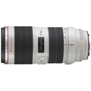 Canon 佳能 EF 70-200mm F2.8L USM 远摄变焦镜头 佳能EF卡口 77mm