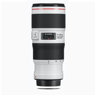 Canon 佳能 EF 70-200mm F4L USM 远摄变焦镜头 佳能EF卡口 67mm