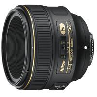 Nikon 尼康 AF-S 58mm F1.4G 标准定焦镜头 尼康F卡口 72mm