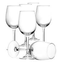 Luminarc 乐美雅 水晶玻璃高脚杯 470ml*4支