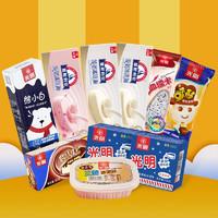 京东PLUS会员:Bright 光明 全家福套装冰淇淋 10支