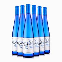 Vina Inigo 宜兰树 冰后半甜白葡萄酒 750ml*6瓶