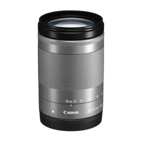 Canon 佳能 EF-M 18-150mm F3.5-6.3 IS STM 广角定焦镜头 佳能EF-M卡口 55mm