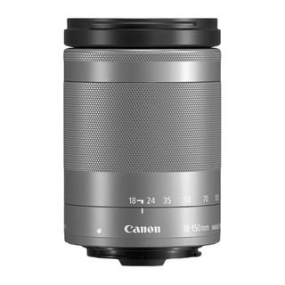 Canon 佳能 EF-M 18-150mm F3.5-6.3 IS STM 中远摄变焦镜头 佳能EF-M卡口 55mm