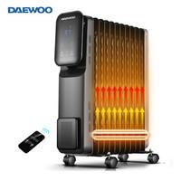 大宇(DAEWOO) 电暖器 DWH-O2001E