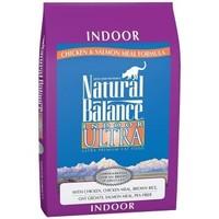 Natural Balance 天衡宝 室内 鸡肉三文鱼全猫粮 15磅/6.8kg