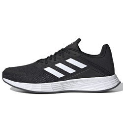 adidas 阿迪达斯  Duramo SL 男子跑鞋 FV8786 黑白 40