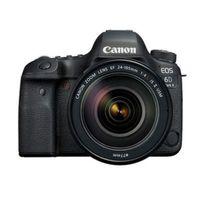 百亿补贴:Canon 佳能 EOS 6D Mark II(24-105mm STM)全画幅单反相机套机