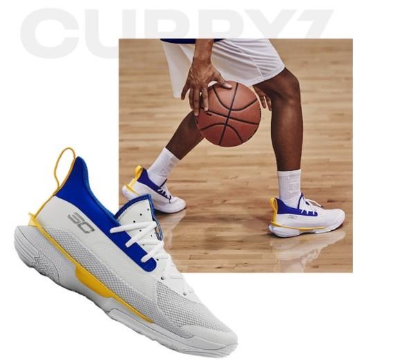 安德玛篮球鞋TOP5榜单出炉|快来get同款!