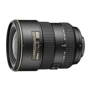 Nikon 尼康 AF-S DX 17-55mm F2.8G IF-ED 标准变焦镜头 尼康F卡口 77mm