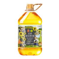 CHUCUI 初萃 食用油葵花籽油 5.436L