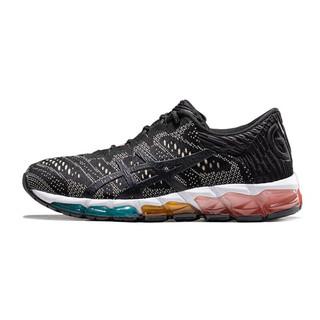 ASICS 亚瑟士  GEL-Quantum 360 5 JCQ 女子跑鞋 1022A132-001 黑灰色 39.5