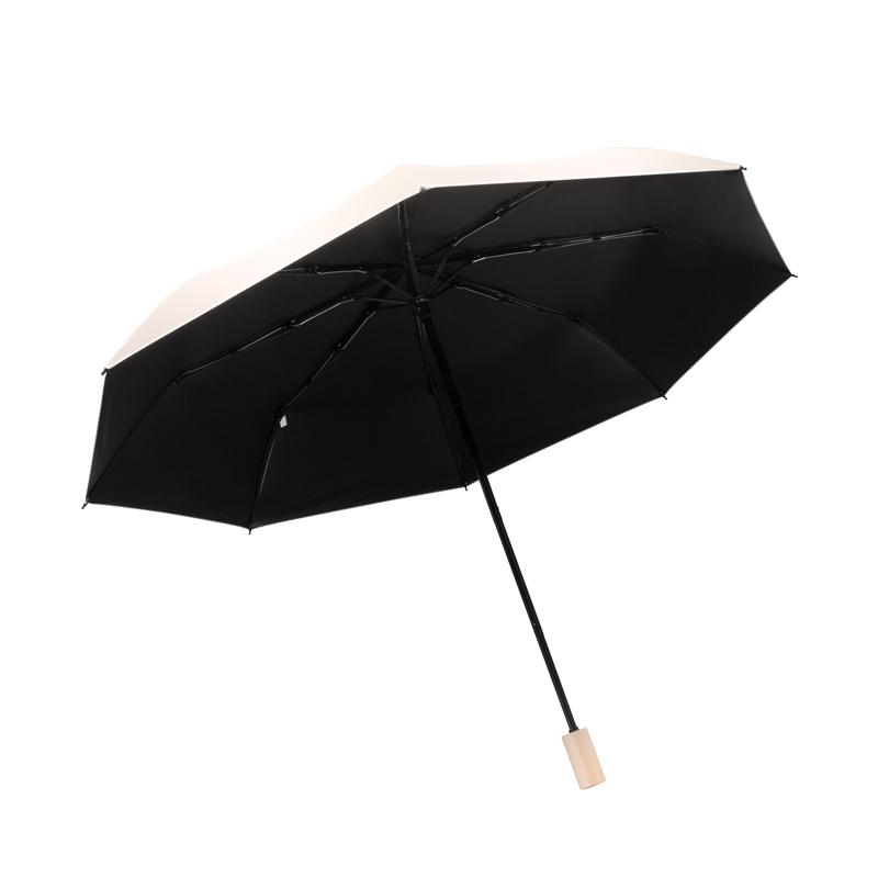 Simone Rainer 希明鹿钠  手动系列 8骨晴雨伞