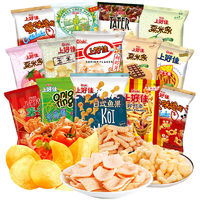 Oishi/上好佳 薯片蝦條 40包