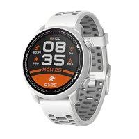 COROS高驰PACE2竞技运动手表GPS光电心率跑步骑行游泳马拉松铁三 白色(硅胶表带款)3月12日发货
