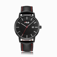 斐樂FILA時尚皮帶石英女手表