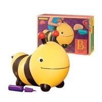 比乐B.Toys 摇马户外玩具女孩男宝宝跳跳充气弹跳球玩具环保加厚PVC18个月+ 弹跳忙碌大黄蜂