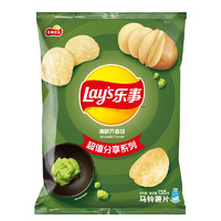 Lay's 乐事 马铃薯片 清新芥香味 135g