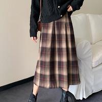 飘莉芬 法式复古风半身裙 2款可选