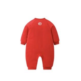 gb 好孩子 新年系列 儿童连体衣
