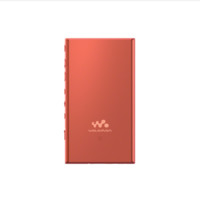 SONY 索尼 NW-A105HN 音频播放器 16G 橘色(3.5单衡 4.5平衡)