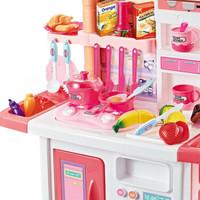 澳贝(AUBY)儿童玩具过家家角色  欢乐厨房-粉红DL392401