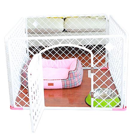 CHONGLEGUAI 宠乐乖 狗围栏宠物狗狗围栏室内狗栅栏大型犬中小型犬可拆卸狗笼子