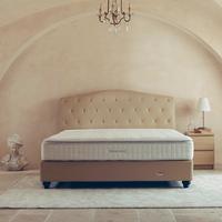 Sleemon 喜临门 SLEEMON 喜临门 白骑士 天然乳胶抗菌防螨床垫 1.5m床