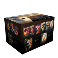 《猫头鹰王国》(珍藏版、礼盒装、套装共15册)