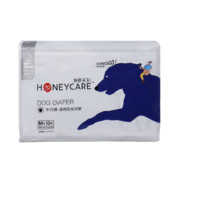 Honeycare 好命天生 宠物纸尿裤 M 12片