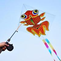 贝利雅 CC138 鱼竿风筝 2个装