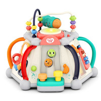 京东PLUS会员:Huile TOY'S 汇乐玩具 婴儿益智六面体玩具 +凑单品