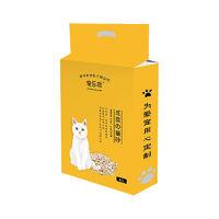 CHONGLEGUAI 宠乐乖 豆腐猫砂 柠檬味 6L