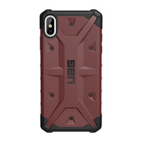 UAG 探险者系列 苹果 iPhone Xs Max 手机保护壳 暗红色