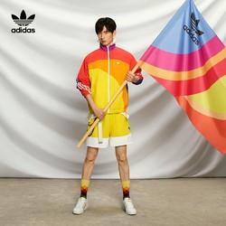 阿迪达斯官网 三叶草 FREESTYLE SHORT夏季男装运动短裤GD0954