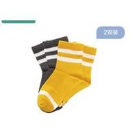Purcotton 全棉时代 婴儿中筒袜