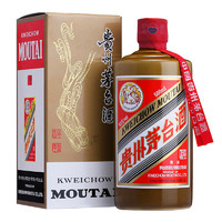 MOUTAI 茅台 贵州茅台酒 匠心 53%vol 酱香型白酒 500ml 单瓶装