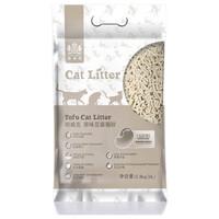 Navarch 耐威克 原味豆腐猫砂6L*2包无尘除臭豆腐砂渣猫沙幼猫适用猫咪用品