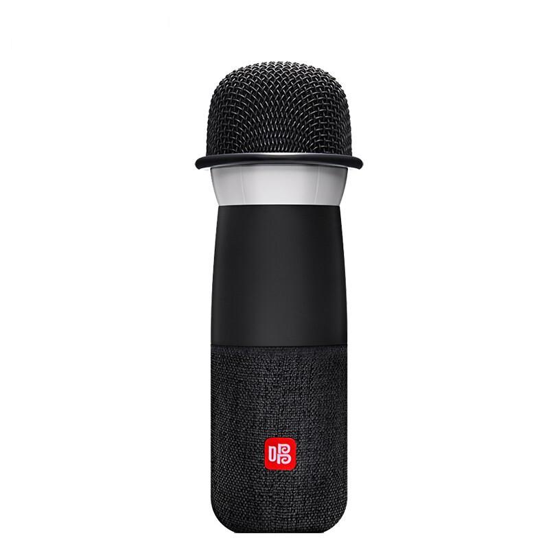 唱吧 K歌宝小巨蛋麦克风G1玄青色迪丽热巴同款无线蓝牙麦克风 话筒音响一体K歌麦 全民K歌手机/电脑麦克风