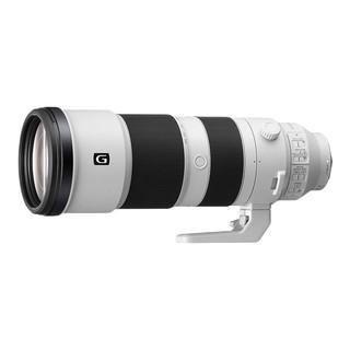 SONY 索尼  FE 200-600mm F5.6-6.3 G OSS 远摄变焦镜头 索尼FE卡口 95mm