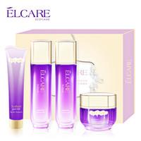 Elcare 孕妇护肤品套装 洗面奶+爽肤水+乳液+睡眠面膜