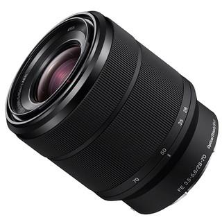SONY 索尼 FE 28-70mm F3.5-5.6 OSS 标准变焦镜头 索尼FE卡口 55mm