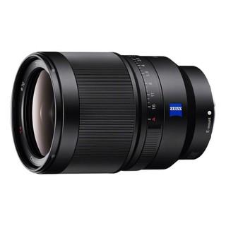 SONY 索尼 索尼(SONY)Distagon T* FE 35mm F1.4 ZA 全画幅蔡司广角定焦微单相机镜头 E卡口 (SEL35F14Z)