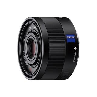 SONY 索尼 索尼(SONY)Sonnar T* FE 35mm F2.8 ZA 全画幅蔡司广角定焦微单相机镜头 E卡口(SEL35F28Z)人像 街拍