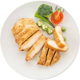 ishape 优形 优形鸡胸肉 健身代餐即食轻食健身高蛋白低脂健康轻食 电烤4口味奥尔良烧烤烟熏原味100g*8袋